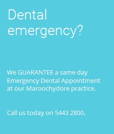 Have a Dental Emergency? We guarantee a same day appointment at Sunshine Coast Smile Centre