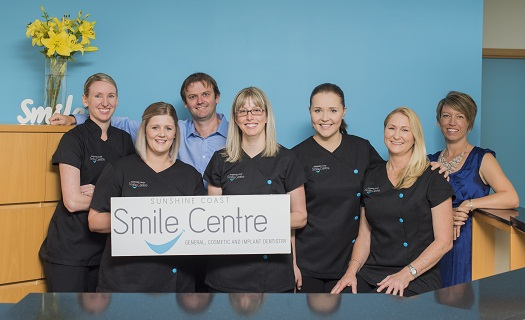 Sunshine Coast Smile Centre has a highly skilled and professional Emergency Dental Team at their Maroochydore practice