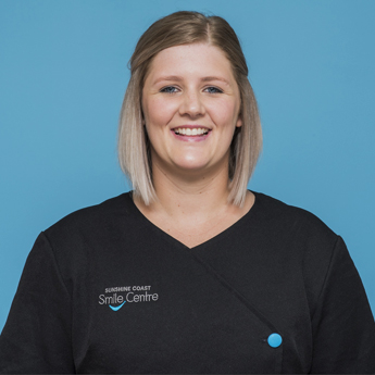 Catherine is one of our very friendly dental nurses at Sunshine Coast Smile Centre in Cotton Tree. She is also a key member of our team.