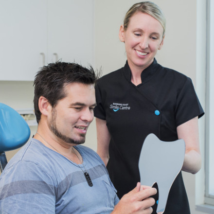 Dental Crowns Sunshine Coast
