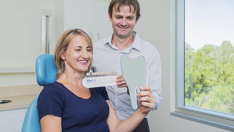 Teeth Whitening Sunshine Coast