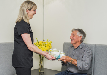 Sunshine Coast dentist patients feel relaxed and comfortable